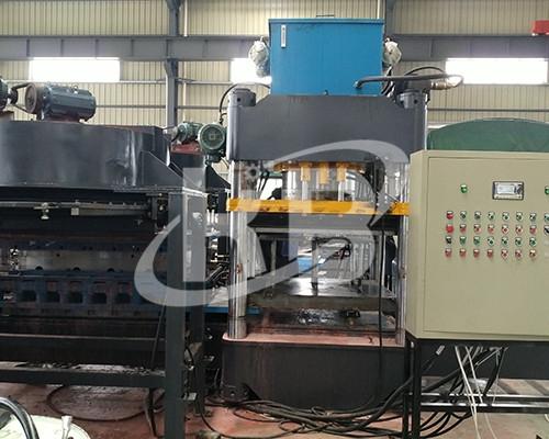 苏州双层布料PC砖机械